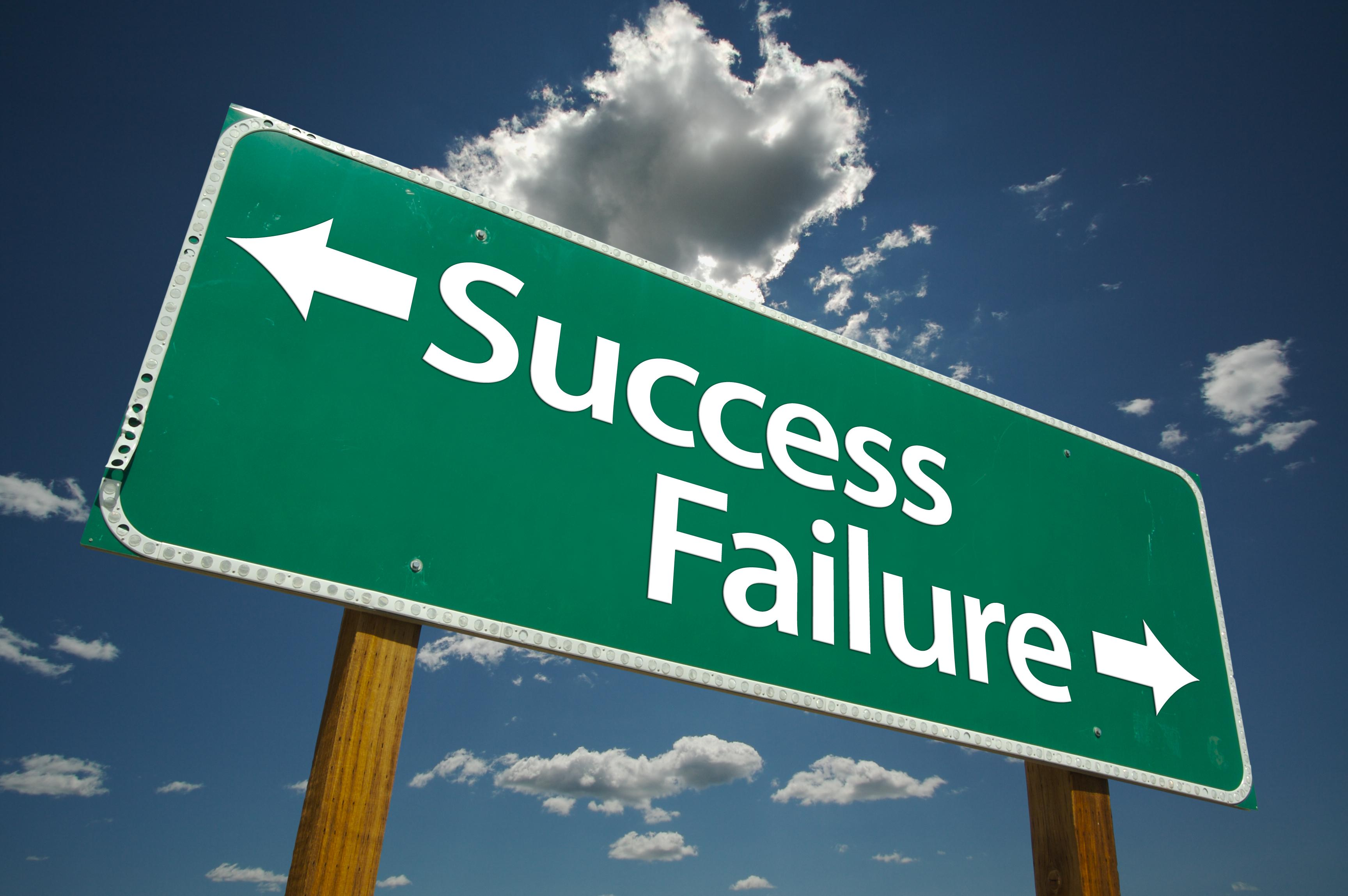 Early warning signs of business failure